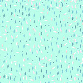 Trendy abstract pattern in terrazzo style