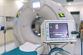 sophisticated of MRI Scanner medical equipments in hospital
