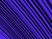 abstract fractal blue techno background with rays and lines