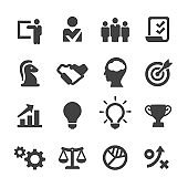 Business Solution Icons - Minimal Series
