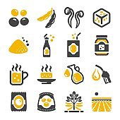 soybean icon