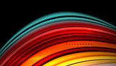 color stripes background