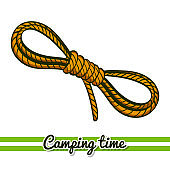 Camping_Equipment_Rope