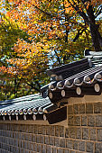 Korean Tiled Roof