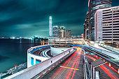 Urban landscape in Hongkong