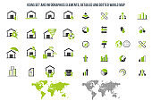 Home Insurance icons set