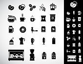 Coffee Icons - Coffee icon set