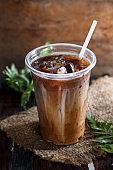 Café Glacé ou Iced Coffee