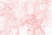 Pink marble texture and background for design.