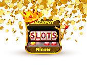 King slots 777 banner casino.