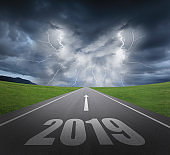 2019 new year concept