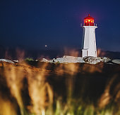 Venus & Peggy's Cove Lighthouse