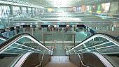 Commercially Usable - Modern Airport Terminal Interior
