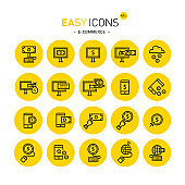 Easy icons 41c Internet earnings