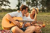 lovers' picnic