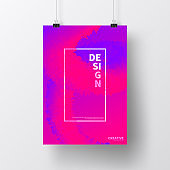 colorful Poster