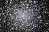The star sky a background texture, galaxies in the night sky. Graphics image of the star sky