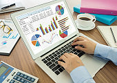 business financial data analysis
