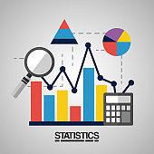 statistics data business image
