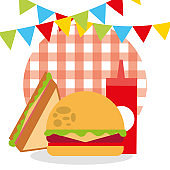 picnic food image