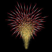 Fireworks .