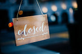 Closed Small Business