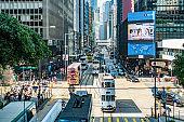 Street, central, Hong Kong