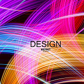 Abstract vector background. Colorful   image for screen, background. Design  for electronic device