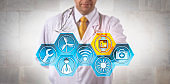 Clinician Monitoring Wellness Of Remote Engineer