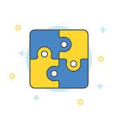 Puzzle symbol
