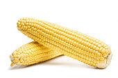 Two sweet corns