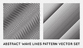 Set of Lines Pattern
