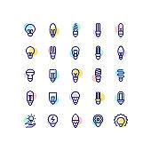 Lightbulb Outline Icon