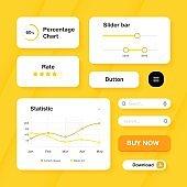 Concept application UI design