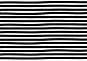 horizontal black lines on white background. vector stripes line pattern - simple texture for your design. EPS10 vector