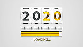 Loading New year 2020 counter #2