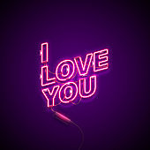 i love you signboard 5