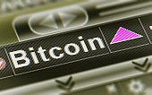 The bitcoin icon