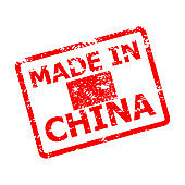 Made in china rubber seal stamp
