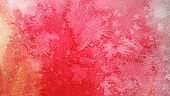 Abstract background red watercolor