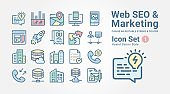 Web SEO and Marketing A01