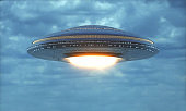 Unidentified Flying Object - UFO Science Fiction