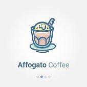 Affogato Coffee