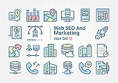 Web SEO and Marketing B01