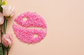 body mind harmony roses pink bath salt yin yang