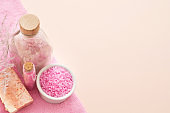 body treatment relaxation bath salt handmade soap