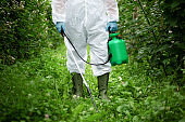 Pesticide spraying - protection