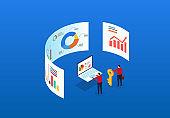 Business development and data analysis