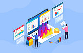Financial data management and analysis