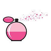 hearts and perfume
